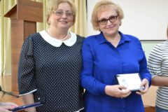 Награждение | Форум и финал конкурса IV Всероссийского конкурса программ развития образовательных организаций